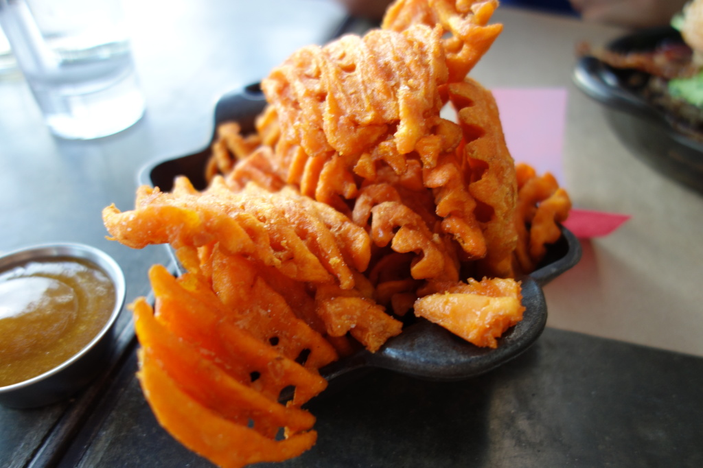 Plan Check Sweet Potato Fries