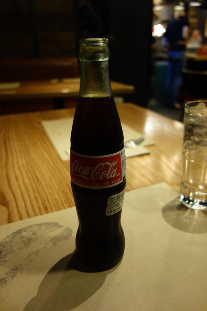 Mexican Coca Cola!