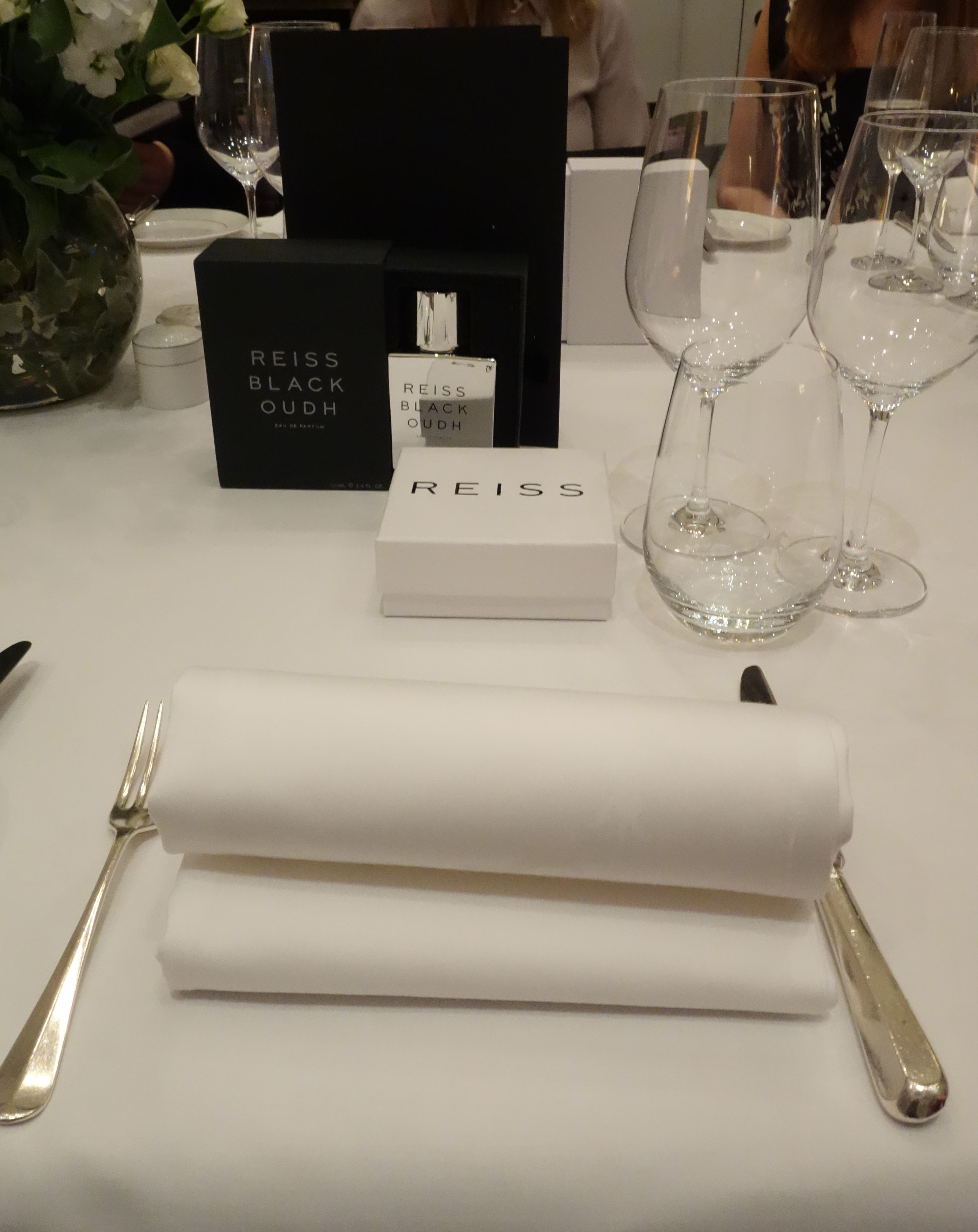 Reiss Roux Event