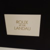 Dinner With Reiss – Roux at the Landau