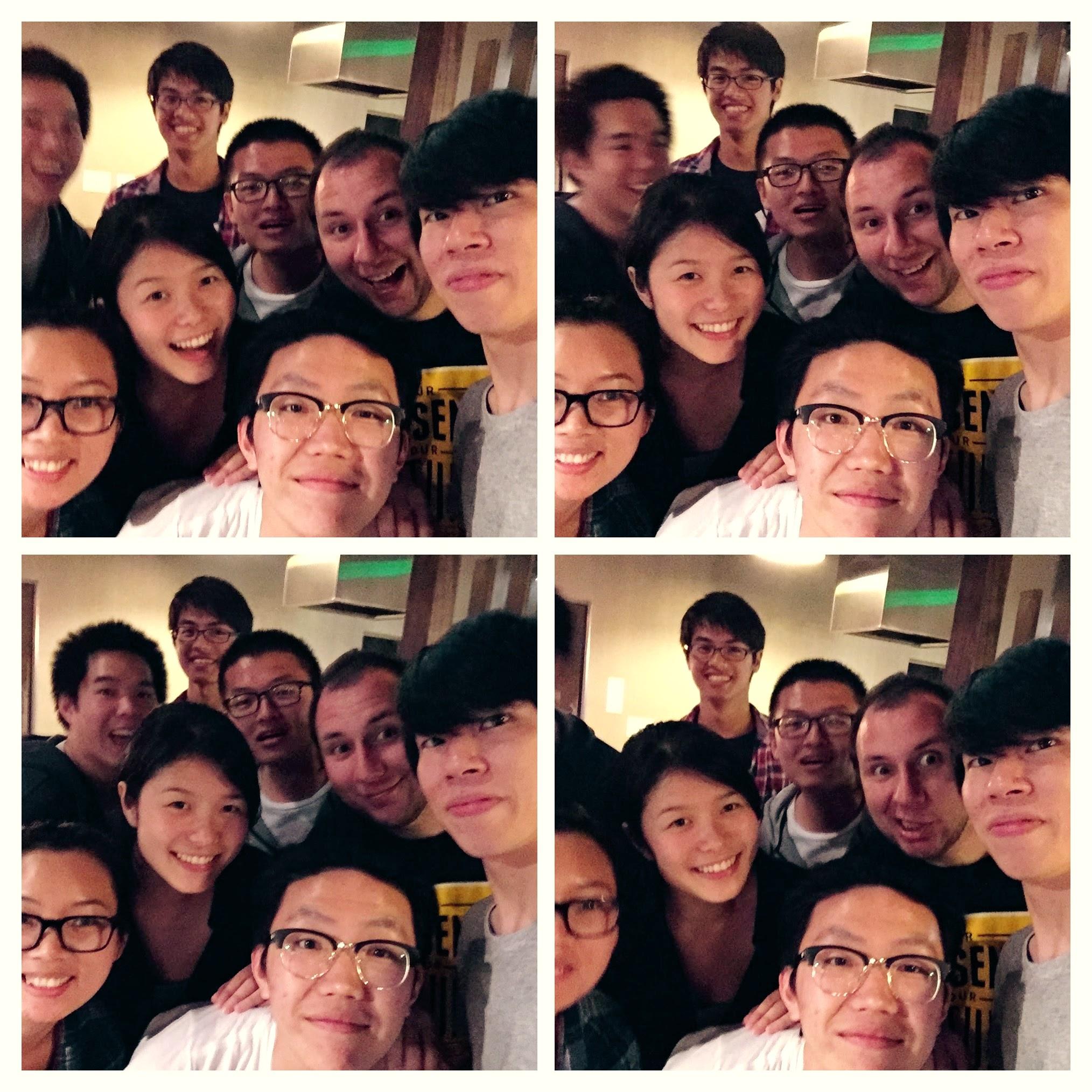 Selfie Collab