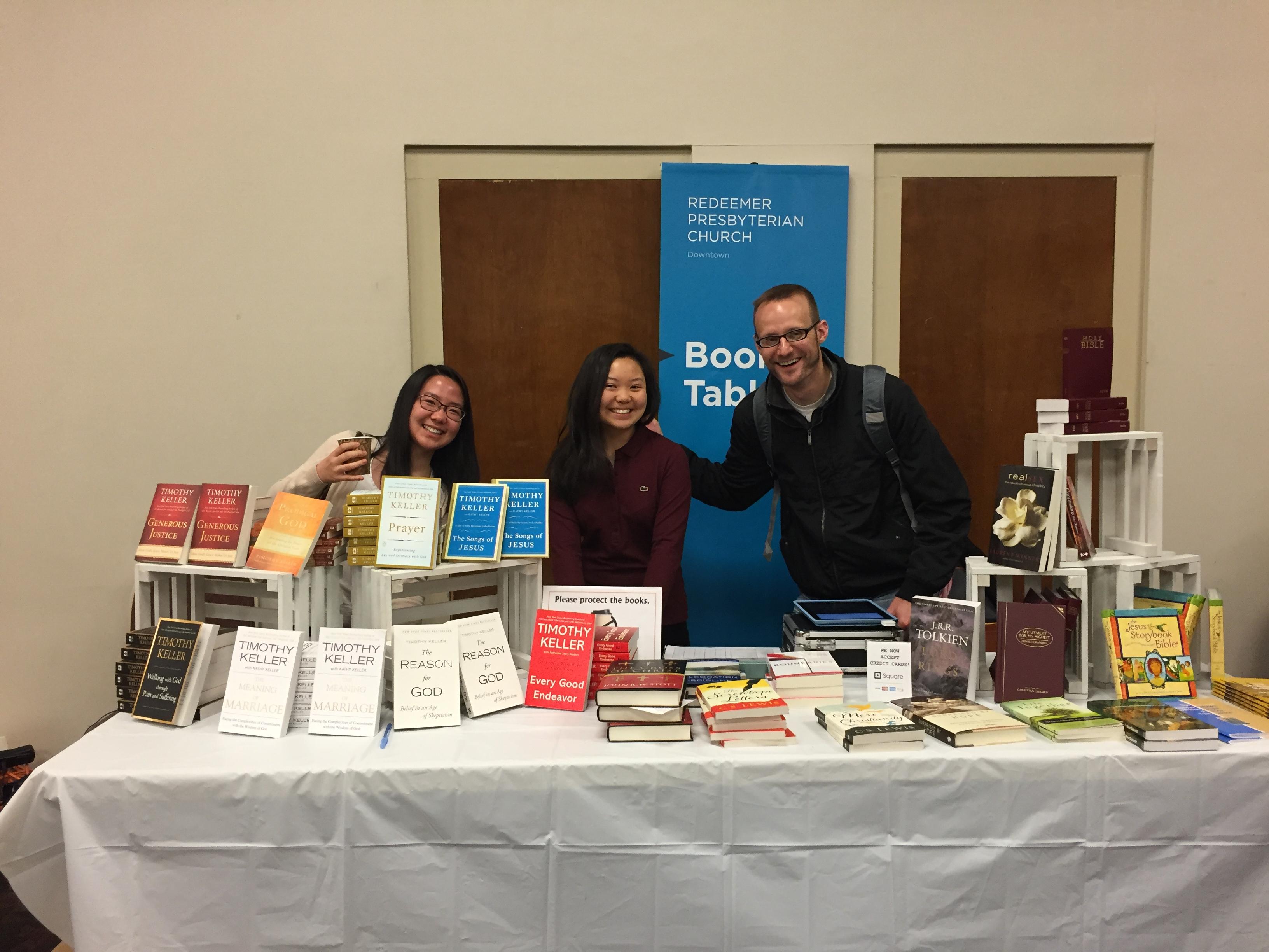 Redeemer Book Stall