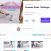 Fitness: Doing Chloe Ting's 2020 Summer Shred Challenge