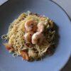 Recipe: Jacky's Shrimp Pasta Pomodoro