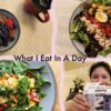 Diet: What I Eat In A Day To Lose Weight
